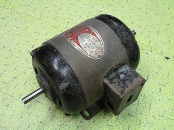 Flamingsteel for Antique electric motor repair